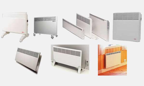 Выбираем электроконвекторы для отопления дома