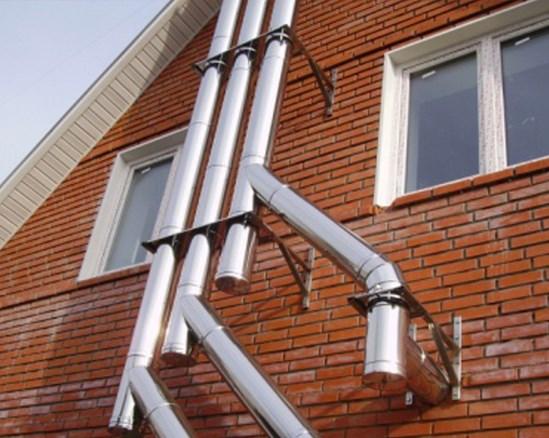 Модульная система труб