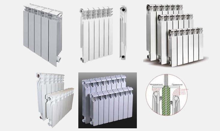 Выбор алюминиевых радиаторов