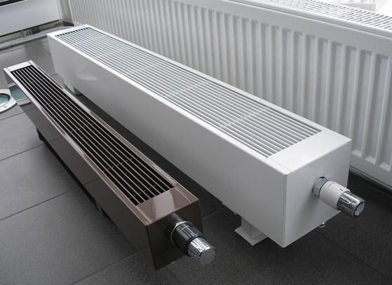 Радиаторы с конвективным принципом работы