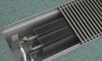 Правила монтажа напольных радиаторов