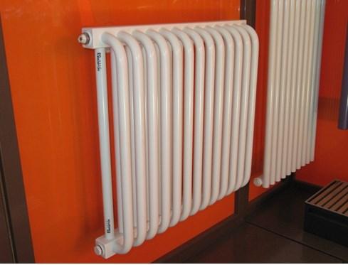 Трубчатая конструкция радиатора