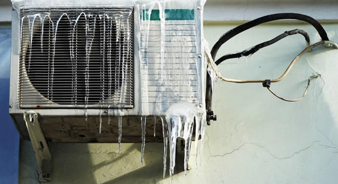Обмерзание теплообменника