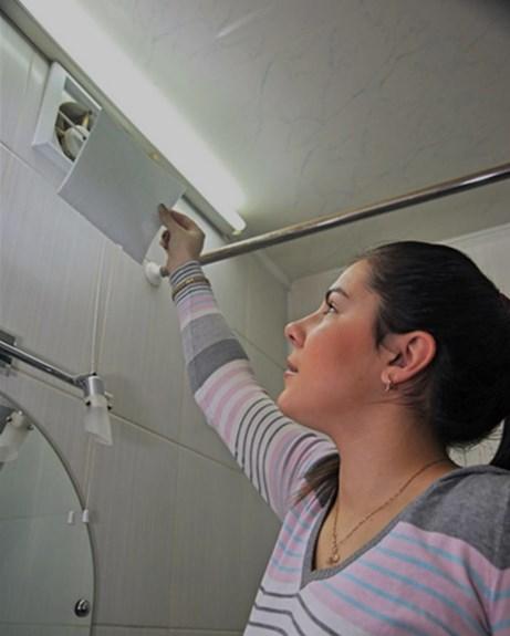 Самостоятельная проверка общедомовой вентиляции