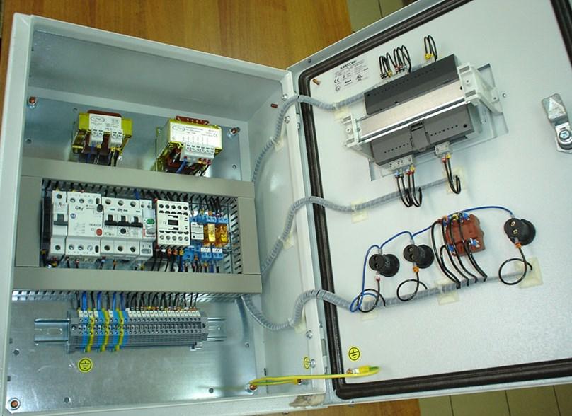 Шкаф для автоматики
