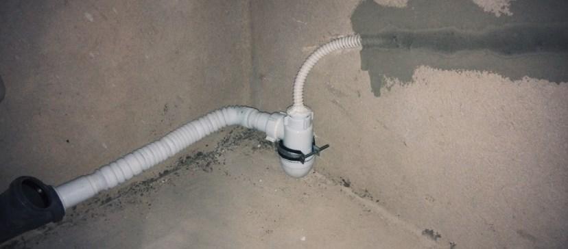Слив в канализационную систему