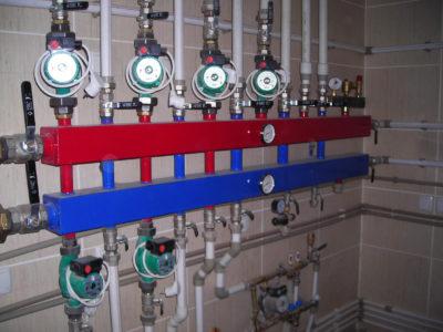 Гидроколлектор