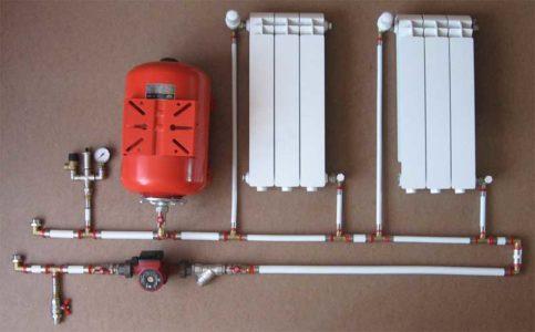 Эффективная работа системы отопления