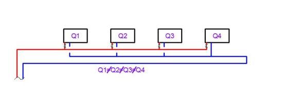 Гидравлический расчет во встречных системах отопления