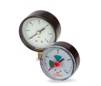 Манометры для систем отопления
