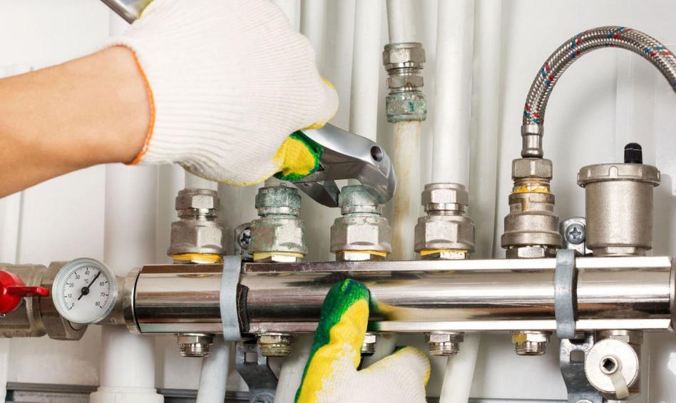 Слив системы отопления