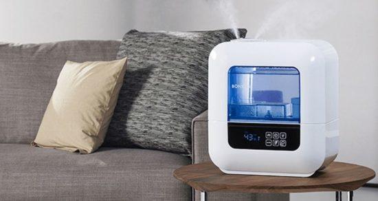Увлажнитель воздуха в доме