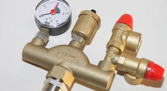 Группа безопасности системы отопления