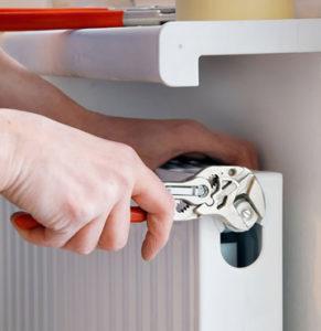 Обслуживание внутренних и наружных систем отопления