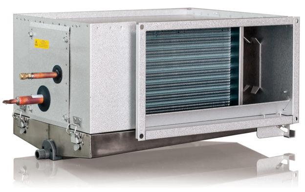 Канальный охладитель воздуха