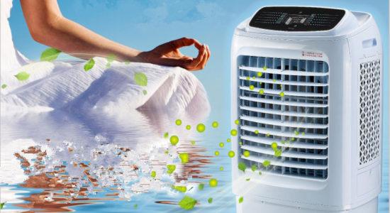 Испарительные воздухоохладители