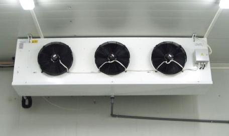 Кубический воздухоохладитель