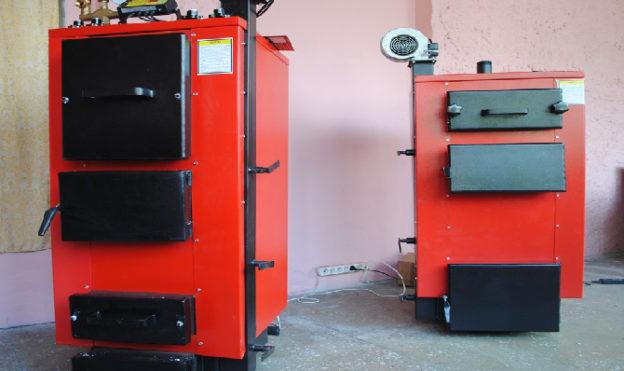 Комбинированные котлы отопления: дрова, электричество