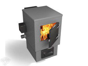 Комбинированный котел отопления электричество-пеллеты
