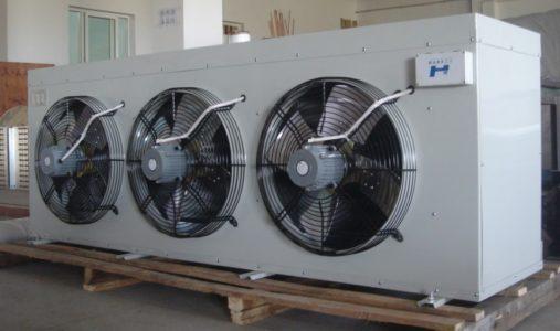 Воздухоохладители непосредственного испарения