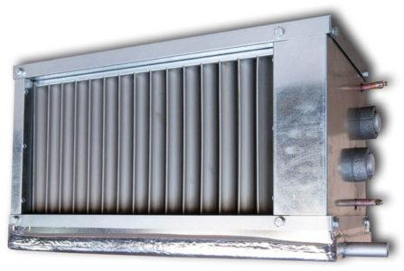 Выбор канального воздухоохладителя