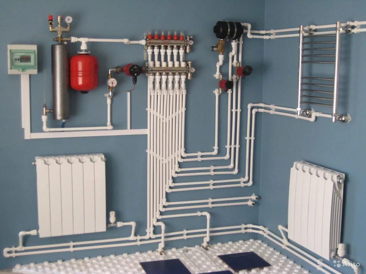 Выгодная система электрического отопления