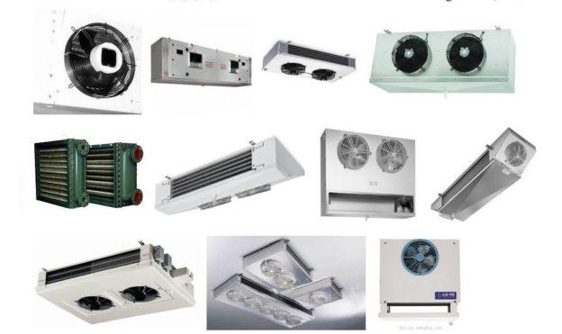Рейтинг воздухоохладителей