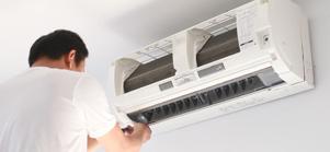 Инверторный кондиционер с функцией приточной вентиляции