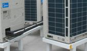 VRF системы с вентиляцией с подачей приточного воздуха