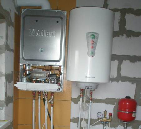 Рейтинг газовых проточных водонагревателей