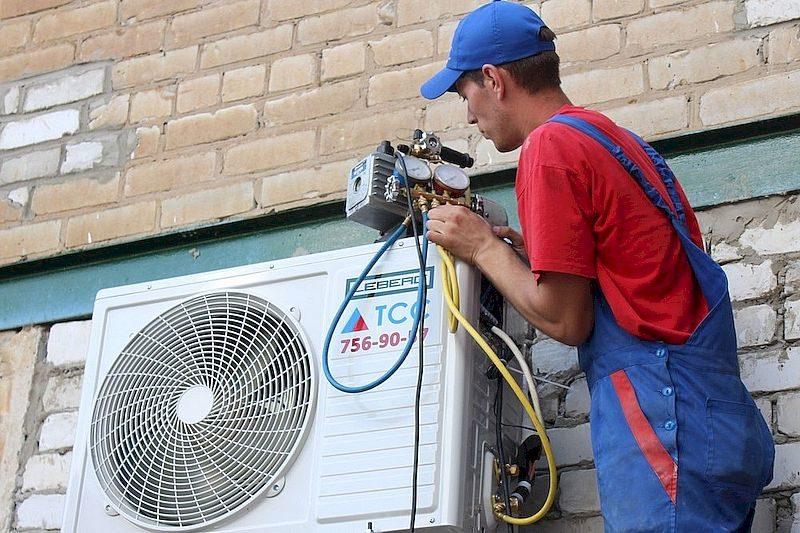 Фото: Инструкция по вакуумированию кондиционера
