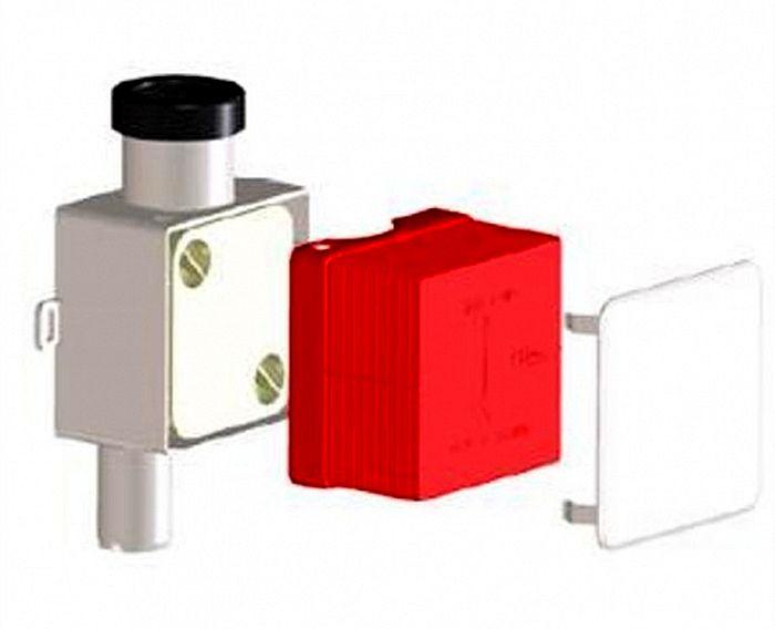 Обратный клапан для дренажной системы кондиционеров