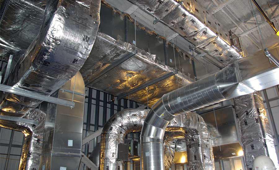 СНИП и ГОСТ для теплоизоляции воздуховодов