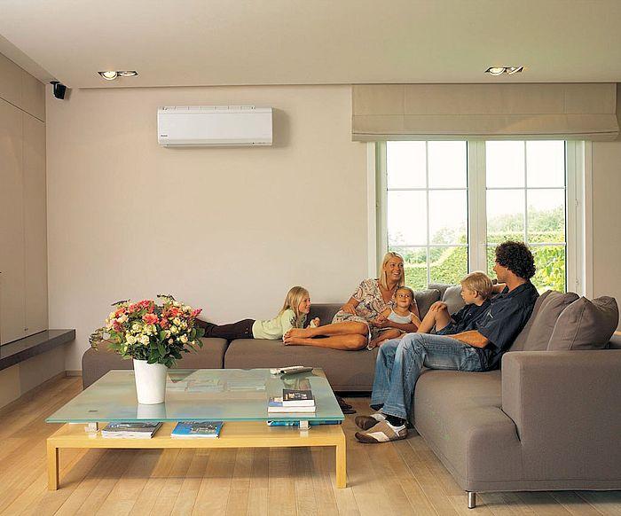 Фото: Можно ли отапливать дом сплит системой в круглогодичном режиме?