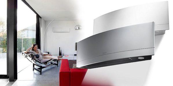 Дизайнерские кондиционеры для квартиры